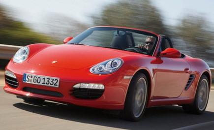 nuova-porsche-boxster-2008-1 Le immagini della Porsche Boxster 2009