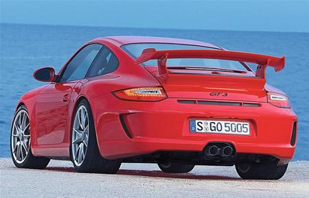 porsche-911-gt3-2009-2 Porsche 911 GT3 2009