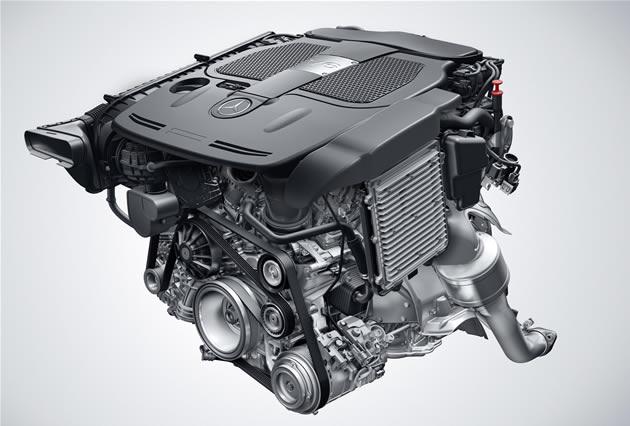 motori-v6-v8-2010 Mercedes: nuovi motori V6 e V8 per il 2010