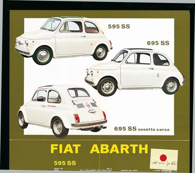 abarth_695 Storia Abarth: tutte le auto con il marchio dello scorpione