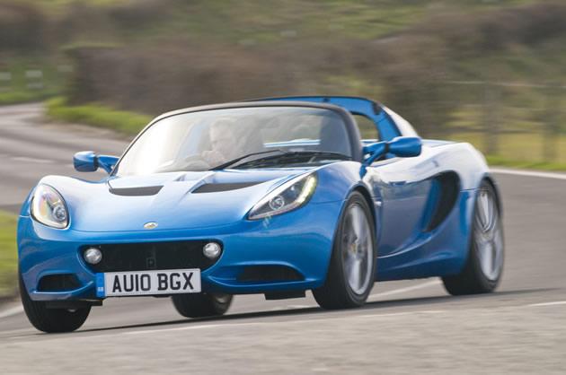 lotus_elise_2010_leggerezza Automobili ultraleggere: Il futuro secondo Lotus