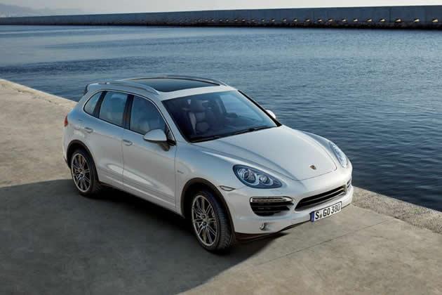 porsche_cayenne_ibrida Porsche: ricerca e sviluppo auto ibride