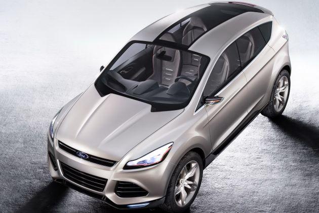 ford_vertrek_concept Ford: la concept Vertrek al Salone di Detroit