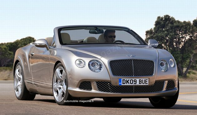 nuova_bentley_continental_gtc Bentley Continental: in arrivo le varianti GTC e Flying Star