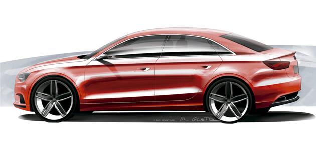 audi-a3-concept-2012 Audi A3 Concept derivante dalla futura A3 2012
