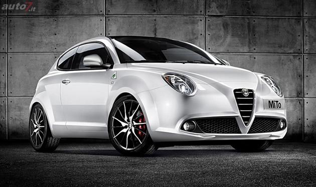 foto-alfa-romeo-mito-2011-bianca Nuova Alfa Romeo MiTo 2011: motori ed allestimenti