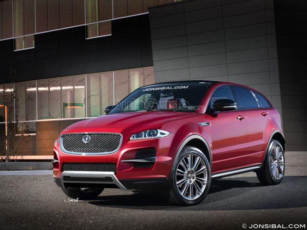 jaguar_xx_crossover Jaguar XX: smentita categoricamente la SUV del Giaguaro