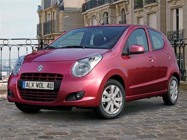 suzuki_alto Auto economiche 2012: auto a basso costo sotto i 10.000 euro listino aprile