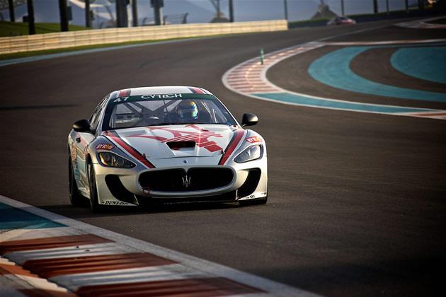 maserati-GranTurismo-mc-trofeo-emirati Maserati GranTurismo MC Trofeo negli Emirati