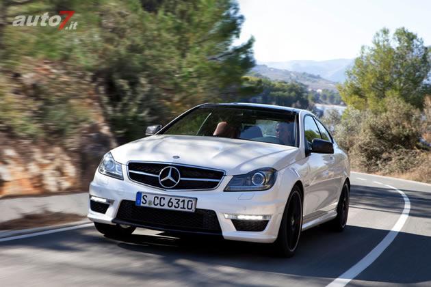 mercedes-c63-amg-coupe_anteriore Mercedes: 2,7 milioni di auto nel 2020