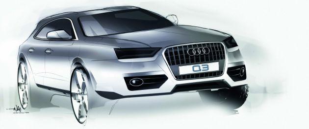 bozze_audi_q3_01 Audi: allo studio la piccola Q2