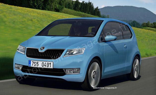 skoda_youngster Volkswagen: le evoluzioni della Beetle più la Bugatti Galibier e la Skoda Youngster