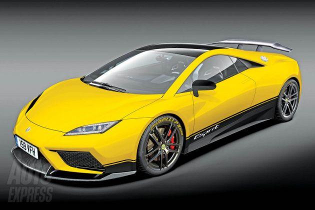 lotus_esprit_r_render_01 Lotus Esprit: tutte le versioni della nuova generazione