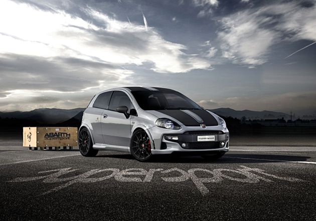 abarth_punto_supersport Salone di Francoforte: le novità di Abarth e Alfa Romeo