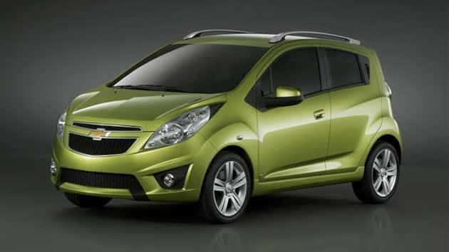 Chevrolet-Spark-2011-economica Auto economiche sotto i 10.000 euro: listino settembre 2011