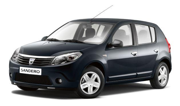 dacia_sandero Auto economiche sotto i 10.000 euro: listino settembre 2011