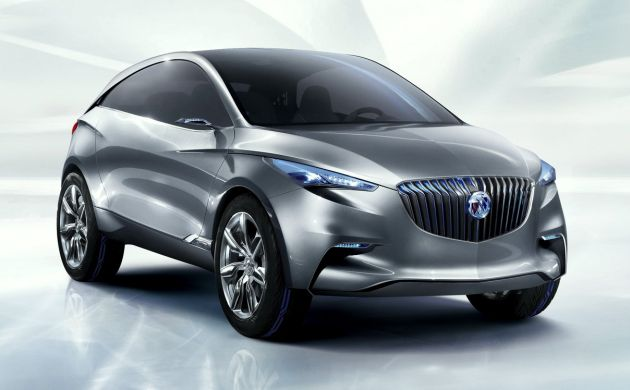 buick_envision_concept Opel: la SUV compatta al Salone di Detroit come Buick