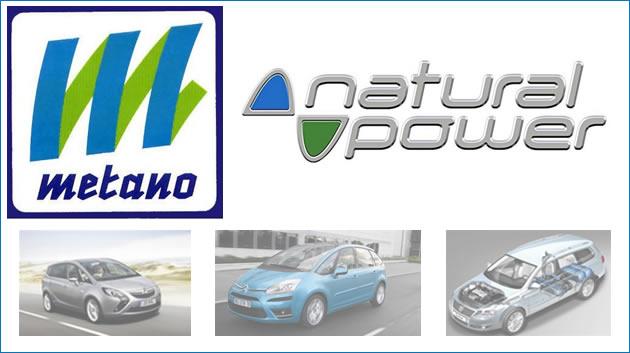 auto-metano-2012 Auto a metano 2012