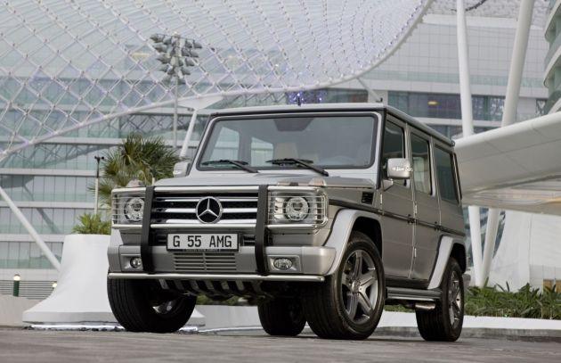 mercedes_classe_g Mercedes Classe G: in arrivo anche la ibrida