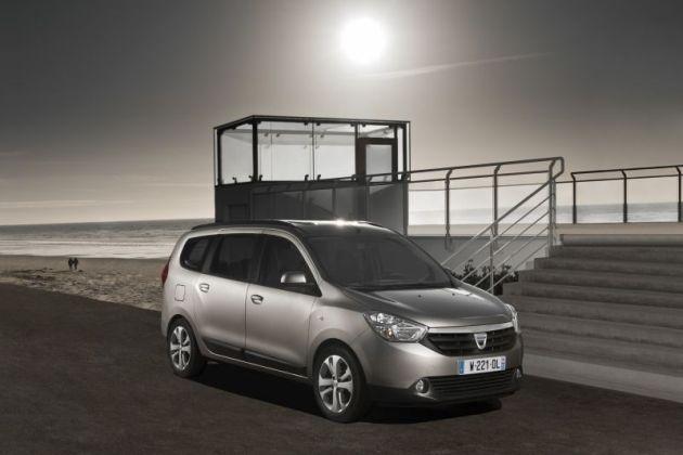 dacia_lodgy_01 Dacia Lodgy: la monovolume low cost al Salone di Ginevra 2012