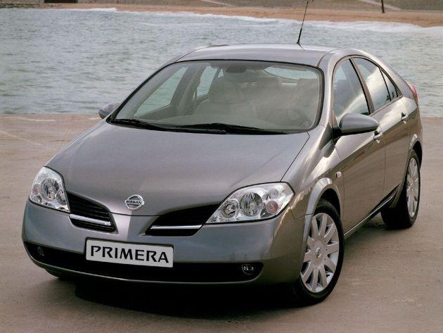 nissan_primera Nissan: forme da crossover per l'erede della Primera