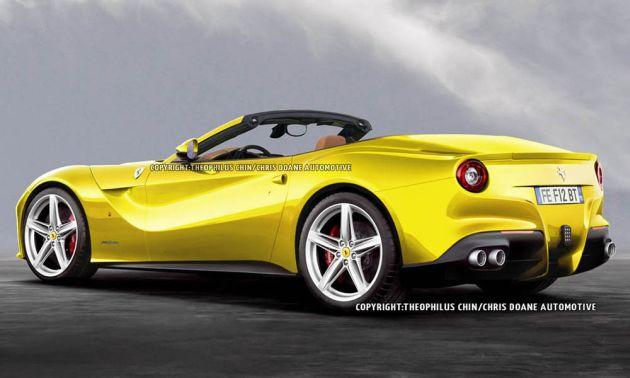 ferrari_f12_spyder_render Ferrari: tutte le novità imminenti