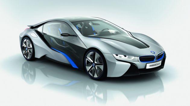bmw_i8_concept BMW: in arrivo M6 Gran Coupé, i8 e X5 M CSL