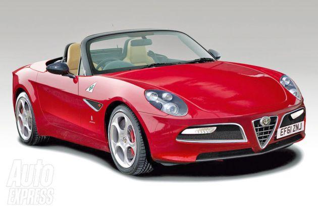 nuova_alfa_romeo_spider Alfa Romeo Spider: il render della nuova generazione