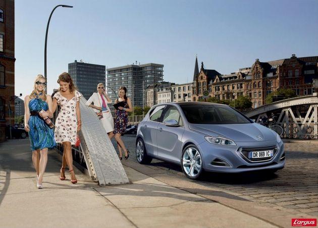 nuova_peugeot_308_render Peugeot 308: il render della nuova generazione