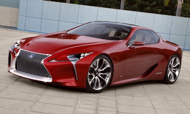 Lexus-lf-lc-2015 La Lexus LF-LC arriverà nel 2015