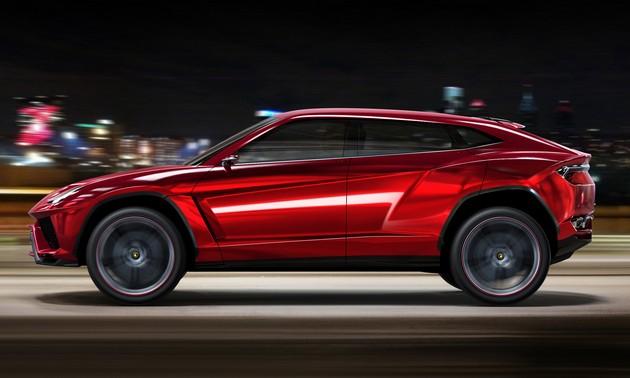 lamborghini-urus-concept-suv Urus, il concept suv imponente di Lamborghini