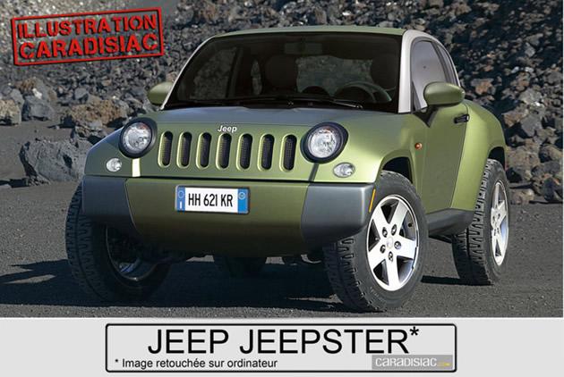 mini-jeep-2014 Jeep: il render della piccola Jeepster