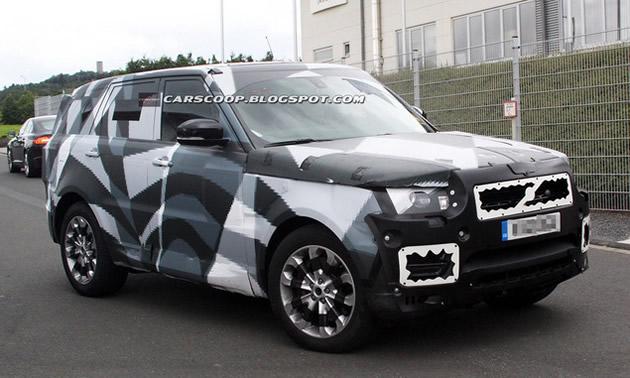 range-rover-sport-2014 Nuova Range Rover Sport 2013, i primi dettagli