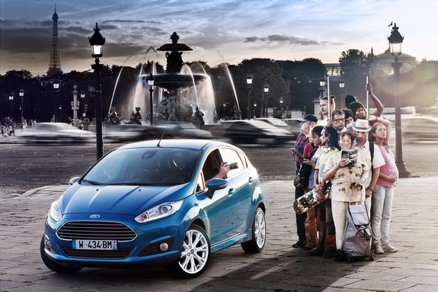 ford_fiesta_salone_parigi_2012 Salone di Parigi 2012, le novità presentate da Ford