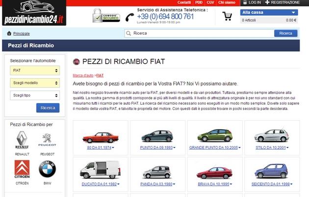 pezzidiricambio24-it-ricambi-auto Seconda parte della breve guida all'acquisto online di pezzi di ricambio per auto