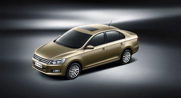volkswagen-santana-2013 Ecco la nuova Volkswagen Santana 2013