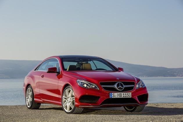mercedes_classe_e_coupe_2013_06 Nuova Mercedes Classe E Coupè e Cabriolet 2013: motori, dotazioni ed immagini