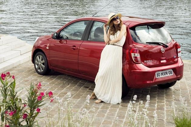 nissan-micra-elle-auto-donna Donne, è arrivata la Nissan Micra Elle