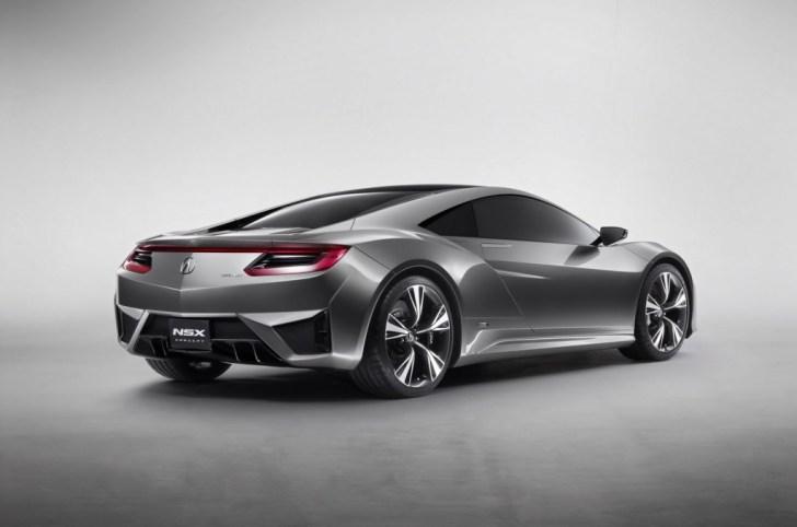 Honda-NSX-Concept-1024x682 Honda al Salone di Ginevra: due prototipi e un nuovo diesel
