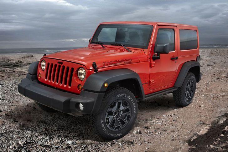 Jeep_wranglerMoab-2013 Jeep Wrangler Moab in vendita al prezzo di partenza di 39.300 euro