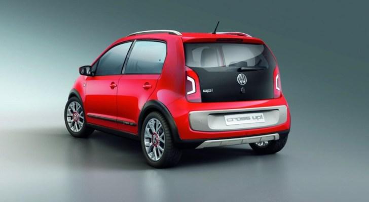 Volkswagen-Cross-Up-1024x576 Arriva la Volkswagen Cross Up!, per i tracciati da fuoristrada