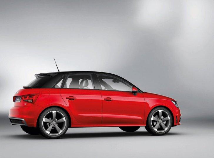 audi-a1-sportback Audi A1 Admired: i Quattro Anelli si rivolgono ai giovani