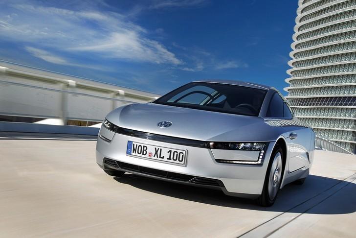volkswagen-xl1 Volkswagen XL1: ecco la vettura che consuma meno di un litro ogni cento chilometri