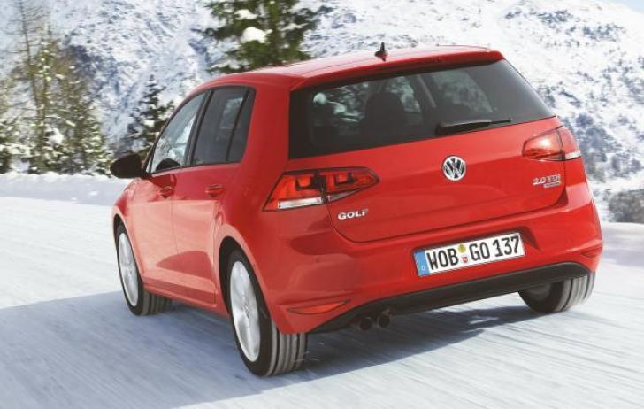 volkswagen_golf_4motion La nuova Golf 4Motion in vendita a partire da 24mila euro