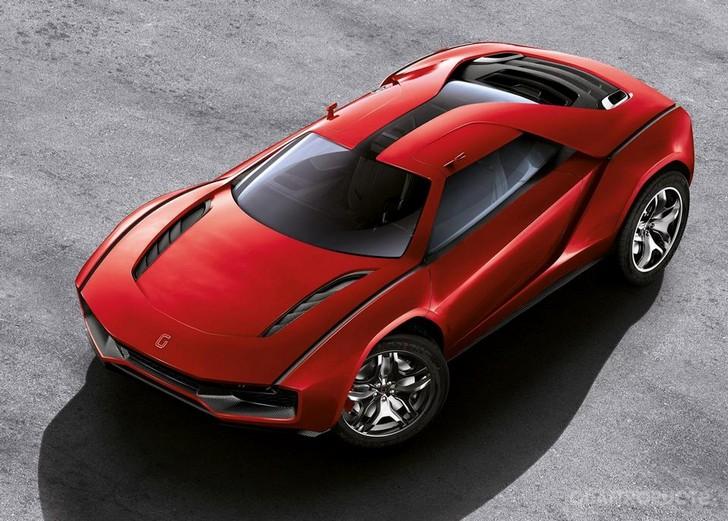 Italdesign-Giugiaro-Parcour-Concept Italdesign Giugiaro Parcour, l'auto ispirata al parkour