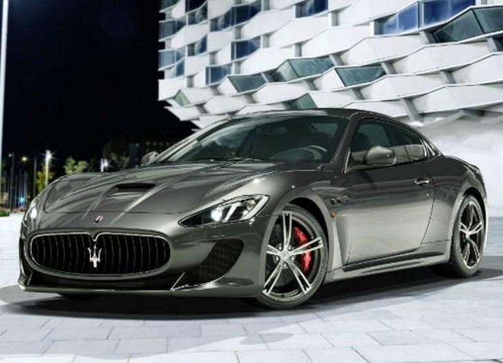 maserati-granturismo Maserati GranTurismo MC Stradale: la coupé modenese guadagna due posti