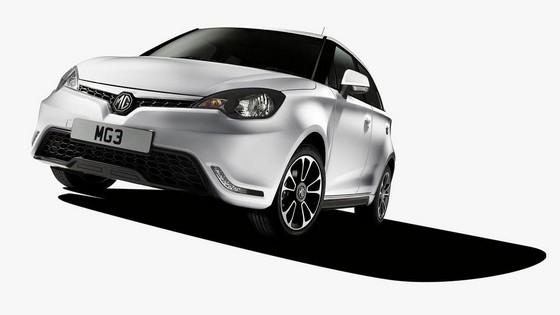 MG3 MG3, la berlina cinese arriverà in Europa l'anno prossimo