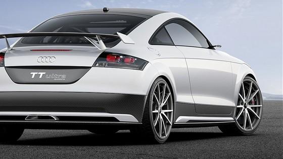 audi-tt-ultra-quattro-concept Audi TT ultra quattro concept: alla ricerca della leggerezza