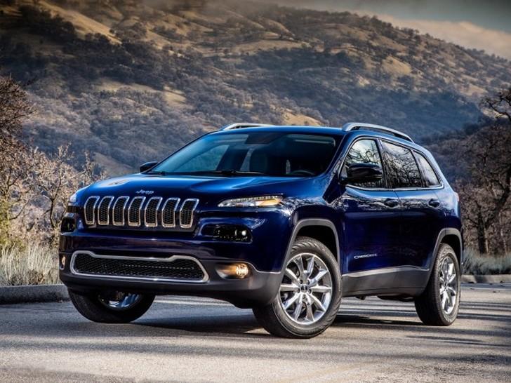 jeep_cherokee Jeep Cherokee approda in Cina ma cambia nome: si chiamerà Zi You Guang