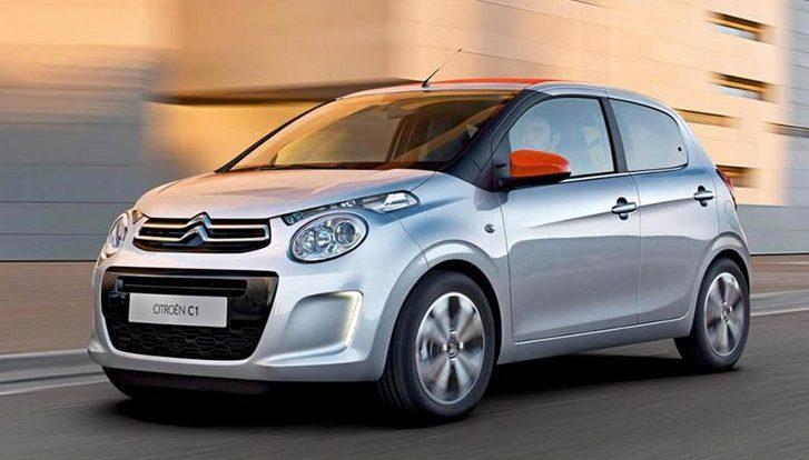 citroen-c1_2014-e1480282756430 Auto economiche a meno di 10.500 euro